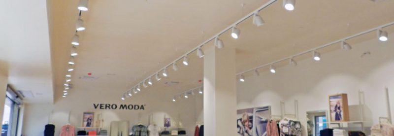 LED belysning til indretning