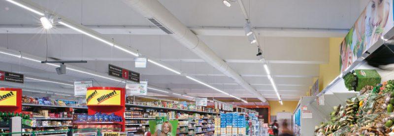 LED optimering af belysning