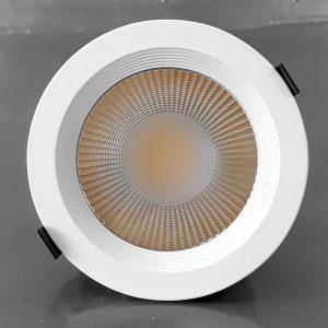 Downlight 2800-3200K 12W