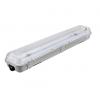 LED IP65 armatur 1265mm Dobbelt T8