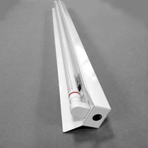 BD Armatur Single rør T8 1200mm